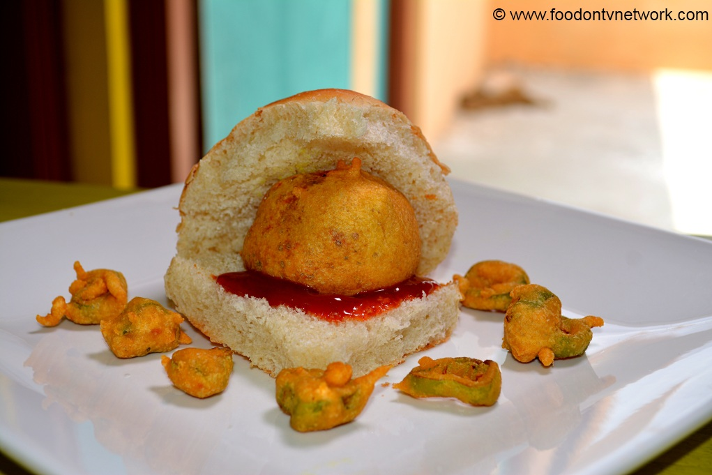 Original Vada Pav Recipe | Indian Hindi Food Website Portal