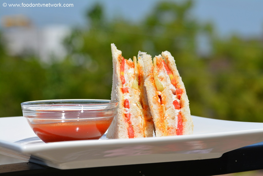 Mayo Veg Sandwich Recipe. Top 10 Recipes for Every Festival